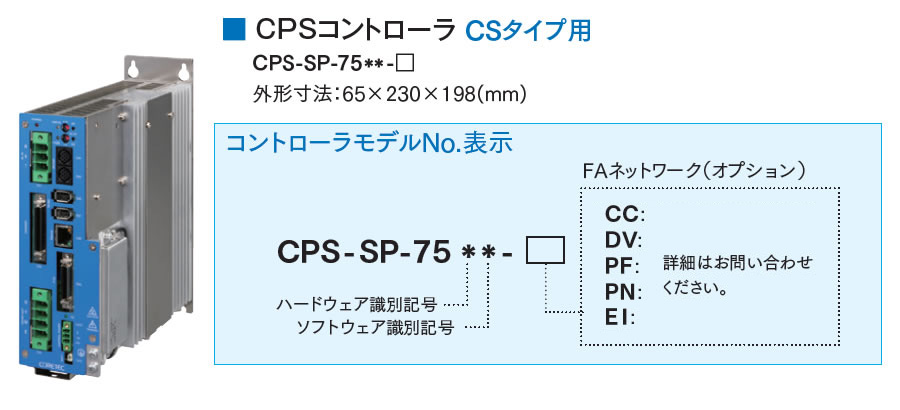 ACサーボプレスコントローラ_CPSコントローラ概要