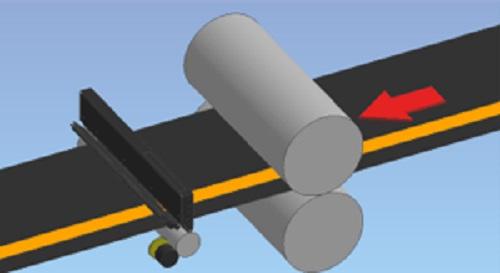 ロールプレスの例__二次電池寸法検査システム_接写型ラインカメラ
