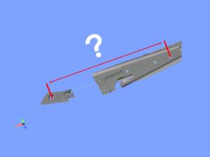寸法測定システム