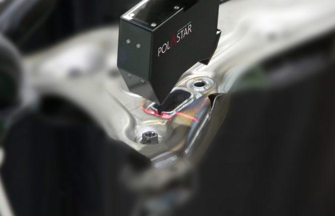 溶接検査システム
