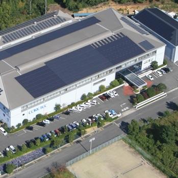 製品写真:太陽光発電システム(結晶系)