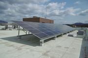 画像:太陽光発電システム(結晶系)