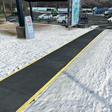 製品写真:融雪マット