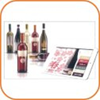 製品写真:ワイン検索システムアイソムリエ