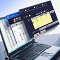 製品写真:PLC通信ユーティリティー