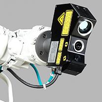 製品写真:3D溶接検査システム